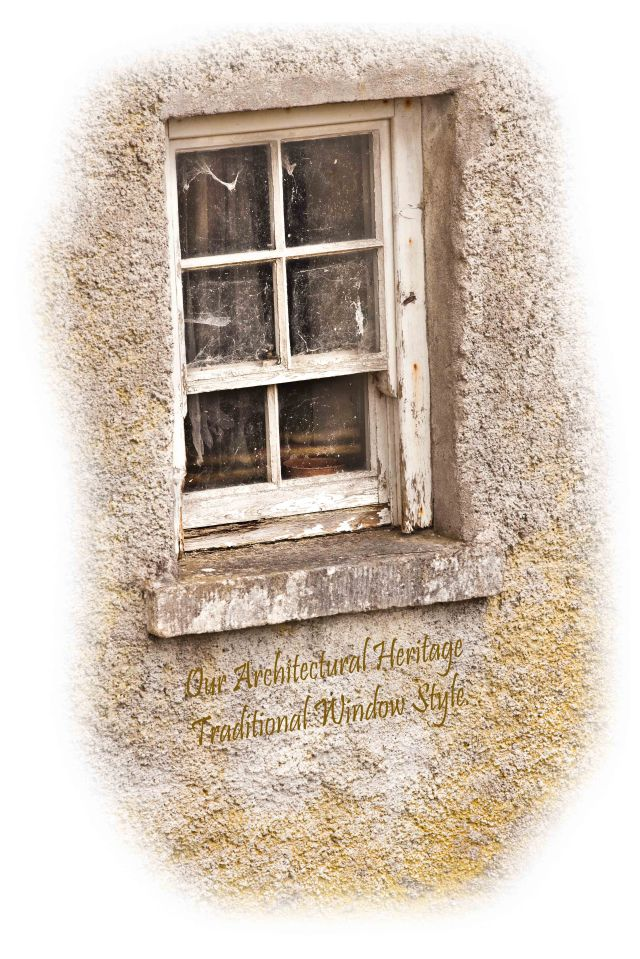 Traditional Cottage Window
